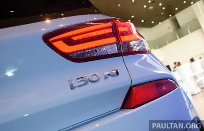 Hyundai i30 N Lazada launch-7