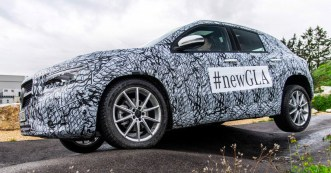 Digitale Weltpremiere: Mercedes-Benz präsentiert neuen GLA auf Mercedes me mediaDigital world premiere: Mercedes-Benz presents the new GLA at Mercedes me media