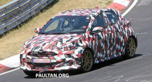 Next-gen-Toyota-Yaris-spyshots-Sport-4