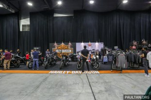 PACE 2019 Harley-Davidson Booth-4