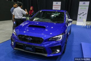 PACE 2019 Subaru Booth-4