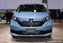 Tokyo 2019 Honda Freed facelift-4