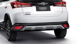 Toyota Yaris Cross Thailand 1