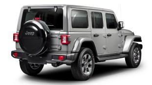2020 Jeep Wrangler Unlimited Overland 2