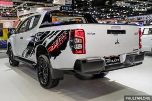 2020 Mitsubishi Triton Athlete 2