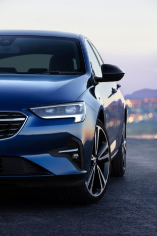 2020 Vauxhall Insignia facelift
