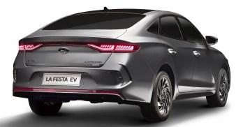 Hyundai LaFesta EV 7