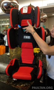 Mifold Family booster seat-10
