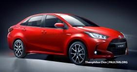 Next-gen Toyota Vios render (1)