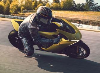 2020 DAmon Motorcycles Hypersport HS - 3