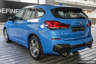 2020 F48 BMW X1 LCI sDrive20i M Sport Malaysia_Ext-2