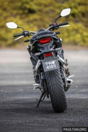 2020 Honda CB650R Malaysia - 10