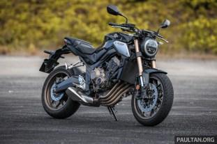 2020 Honda CB650R Malaysia - 16