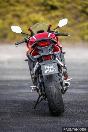 2020 Honda CBR650R Malaysia - 10