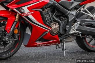 2020 Honda CBR650R Malaysia - 18