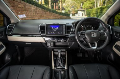2020 Honda City in Thailand_18