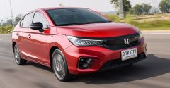 2020 Honda City in Thailand_4