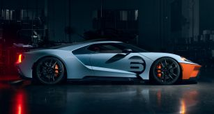 2020 Ford GT Gulf Racing Heritage Edition