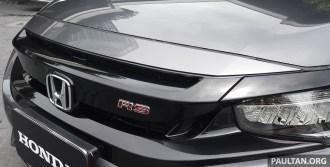 2020 Honda Civic Thailand 06