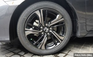 2020 Honda Civic Thailand 12