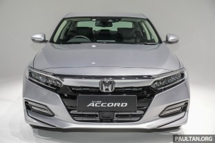 2020 Honda_All_New_Accord_15TC-P_Lunar Silver Metallic Malaysia 4