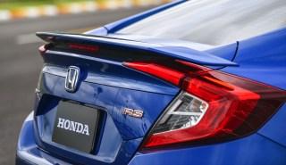 Honda Civic Thailand 09