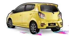 2020 Daihatsu Ayla-Indonesia-3