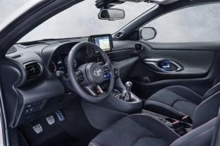 2020 Toyota GR Yaris Euro 1