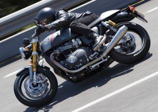 2020 Triumph Thruxton RS - 19