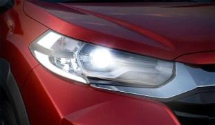 Honda WR-V Facelift India Teaser 6