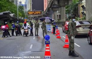 Police tentera polis Bernama 6
