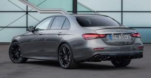 W213 Mercedes-Benz E-Class facelift-E53 4Matic+ Sedan-10
