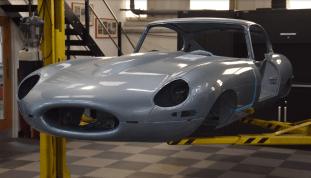 1964 Jaguar E-Type Restored_17