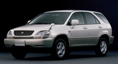 1997 First-Gen Toyota Harrier_1