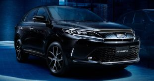 2018 Toyota Harrier Facelift_1