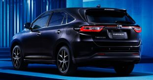 2018 Toyota Harrier Facelift_3