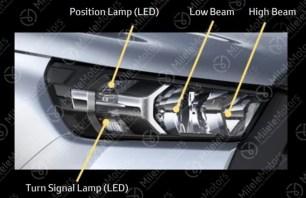 2021 Toyota Hilux facelift leak 2