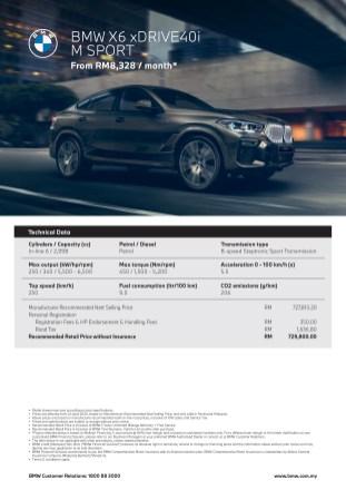 BMW_X6_xDrive40i_M_Sport_Specsheet_PM