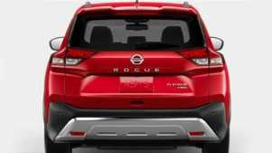 New Nissan X-Trail Leaked 1