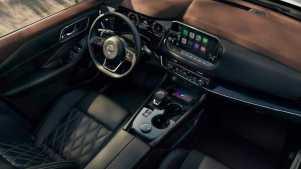 New Nissan X-Trail Leaked 2