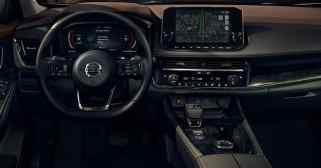 New Nissan X-Trail Leaked 6