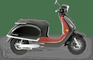 2020 Kumpan 54 electric scooter - 1