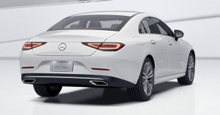 C257 Mercedes-Benz CLS 260 China-5