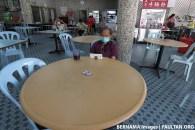 Coffeeshop kedai kopi CMCO Bernama