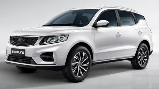Geely Vision X6 1