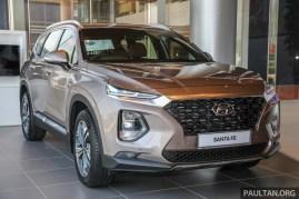 Hyundai Malaysia Santa Fe R 2.2 CRDi Premium 2020_Ext-1
