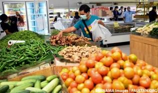 Supermarket MCO Bernama 1