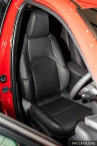 2020 Lexus UX 200 Urban Interior