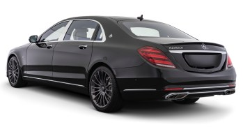 2020 Mercedes-Maybach S650 Night Edition-2