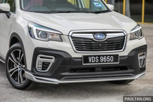 2020 Subaru Forester 2.0L GT Edition Malaysia_Ext-15